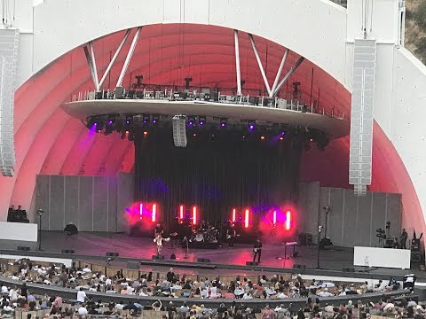 Garbage-Full Concert at Hollywood Bowl, Los Angeles, July 9, 2017
