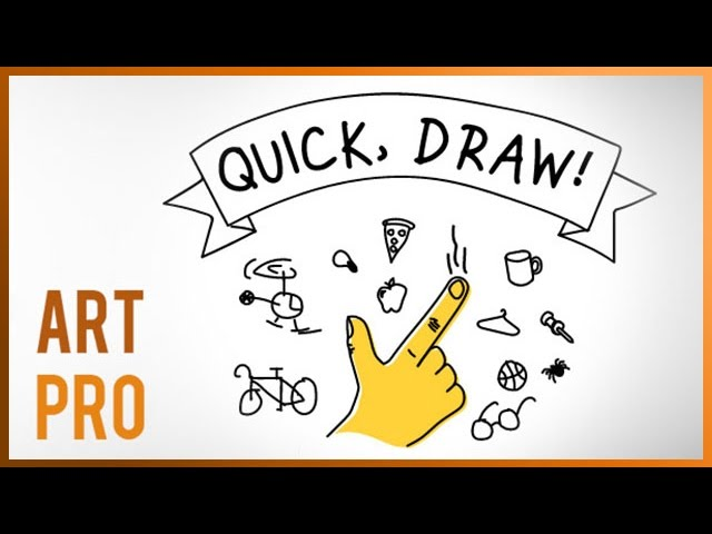 Quickdraw Drawing Game Online Pictionary Youtube