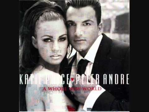 Katie Price And Peter Andre-A Whole New World Lyrics - YouTube