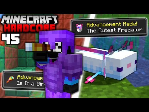 I Played the NEW Minecraft 1.17 Update! (#45)