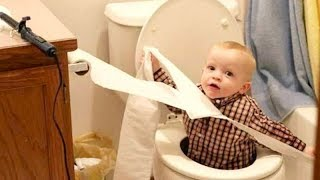 The VERY FUNNIEST KID FAILS - LAUGH LIKE HELL NOW!