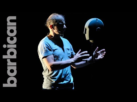 Behind the s of Complicite's The Encounter