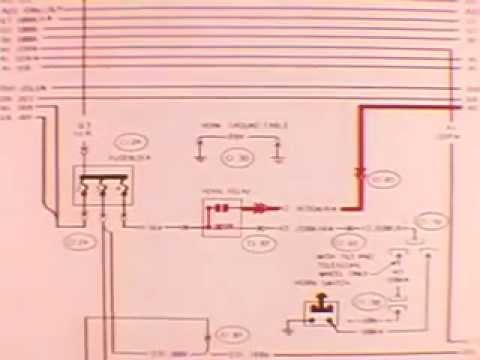 Chrysler Master Tech  1974, Volume 7411 Wiring Diagram
