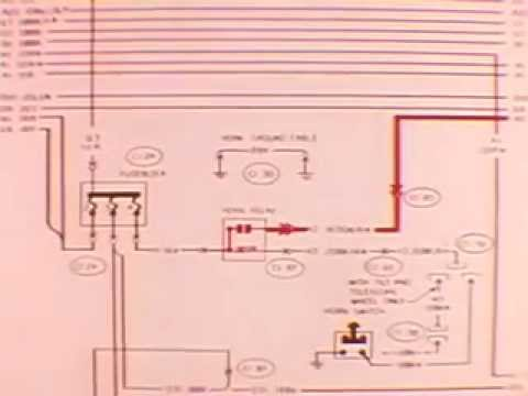 Chrysler Master Tech  1974, Volume 7411 Wiring Diagram Orientation  YouTube