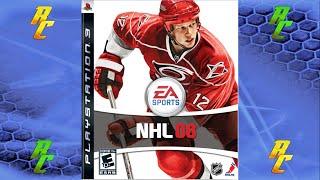 NHL 08 (PS3) Änäriklassikon täysistunto