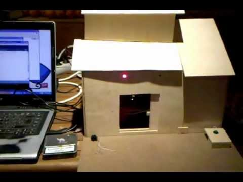 Casa domotizada con arduino parte 1 youtube - Cerraduras electronicas para casa ...