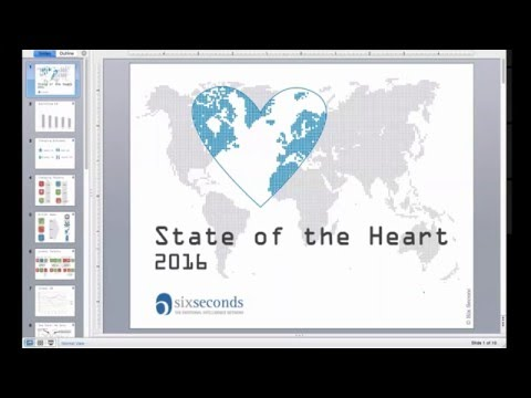 The State of the Heart 2016 - Global Trends in Emotional Intelligence