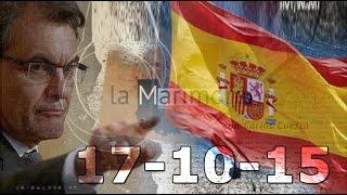 La Marimorena 13tv 17/10/5015 | Rafael Catalá no descarta la suspensión de la autonomía catalana.