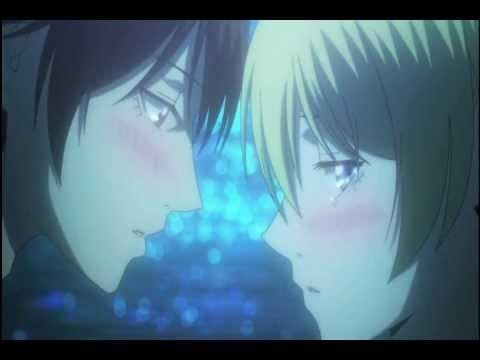 Neko Girl Live Wallpaper Btooom Episode 12 Kiss English Sub Youtube