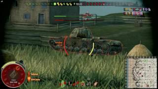 World of Tanks PS4 - IS-3 Ace Tanker [VENGA] Platoon 5.7k Dmg