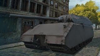 ◀World of Tanks - 9.0 Preview, ft HD Maus & M103