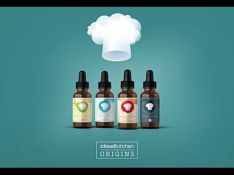 Cloud Kitchen Ejuice Review YouTube