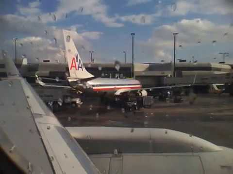 American Airlines 651, Push Pull And Start And Safety (audio)