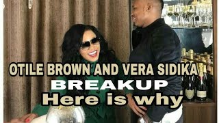 Vera sidika and otile brown break up officially (VIDEO)