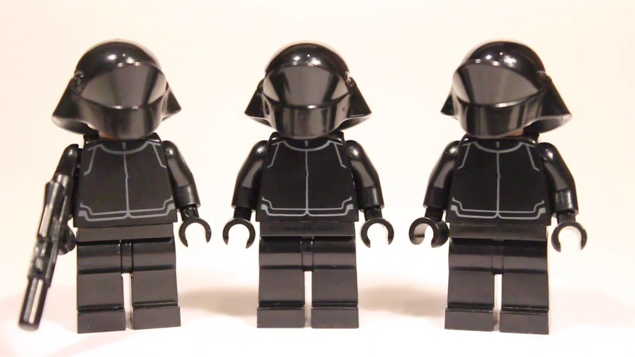 *NEW* from 75104 First Order Crew version 1 LEGO Star Wars