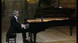 Schubert - Piano Sonata in B Flat Major D. 960 Fourth Movement (Allegro -- Presto) - Alfred Brendel