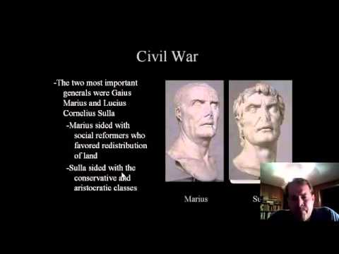 Rome as Republic. Lecture 4
