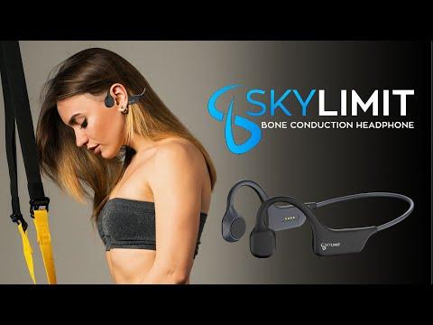 SkyLimit Z01 Bone Conduction BlueTooth Headphones Review - Perth WAtch Suppl #34