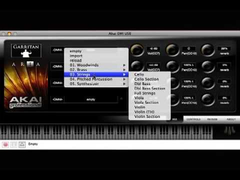 Akai Professional EWI USBElectronic Wind Instrument MIDI Controller with