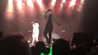 [FANCAM] 181108 B.A.P - Take Off {Daehyun + Jongup} (Forever Tour Berkeley)