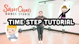 Free Online Time Step Tap Tutorial