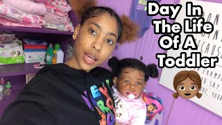 Day In The Life Of A Reborn Toddler