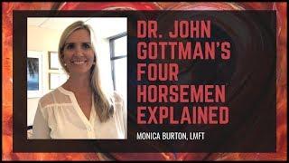John Gottman Four Horsemen