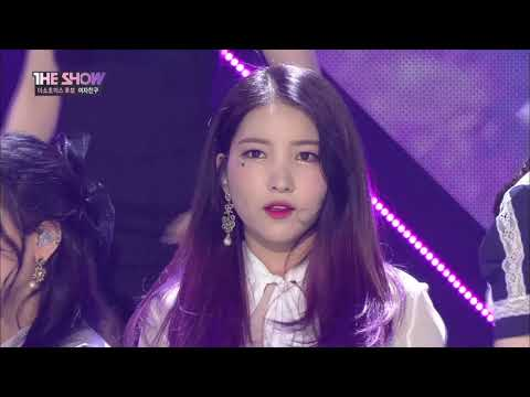 GFRIEND, Love Bug+Time For The Moon Night [THE SHOW 180508]