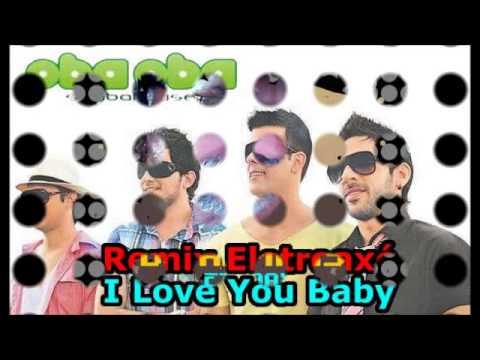 ELETROAXÉ - I LOVE YOU BABY(SAMBA HOUSE) - REMIX DJ ALMANY