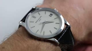 Patek Philippe Calatrava Ref. 5296G-010 Watch Review