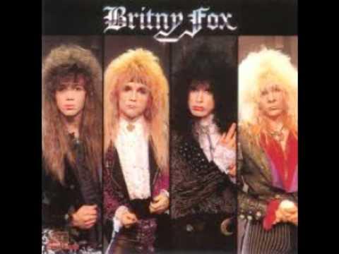"Britny Fox - ""Girlschool"""