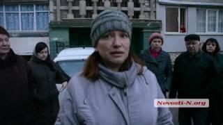 Видео ''Новости-N'': В Николаеве жителям девятиэтажки отключили газ за отказ от общедомового счетчика