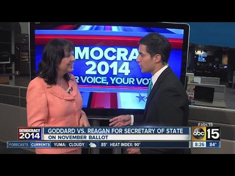 Michele Reagan talks running for Arizona Secretary of State