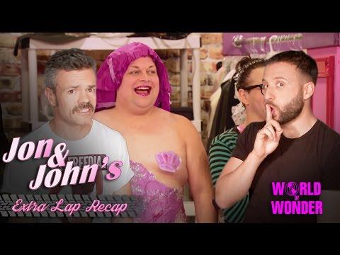 Spoiler Alert - RuPaul's Drag Race S7, Ep 5 | Jon & John's Extra Lap Recap - The DESPY Awards