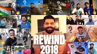 2018 Revisited REWIND TIME🔥🔥🔥