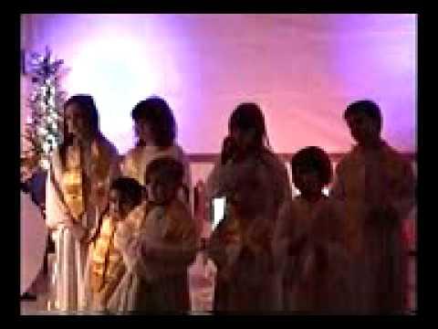 Family Medical Specialty Clinic Christmas Karaoke 2010 Part 1
