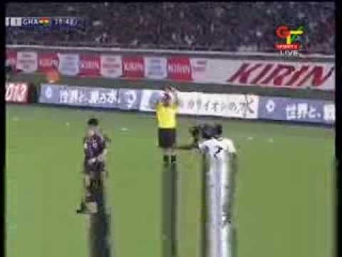 Sports | Japan 3-1 Ghana (Sept.10, 2013) Full 1st Half Action