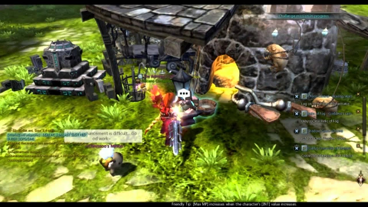 Dragon Nest SEA 12 to 13 in one try
