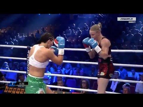 Anne-Sophie Mathis vs Christina Hammer - 26/07/2014