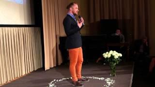 Water and Business | Bartłomiej Głowacki | TEDxMarszałkowska
