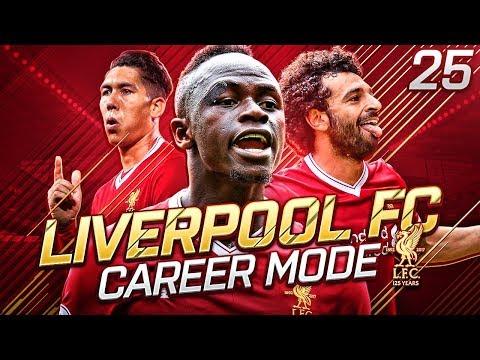 FIFA 18 Liverpool Career Mode #25 - SEASON FINALE! EURO LEAGUE FINAL! FA CUP FINAL!