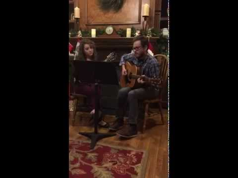 Derek Linn and Rachel Linn sing What Child is This