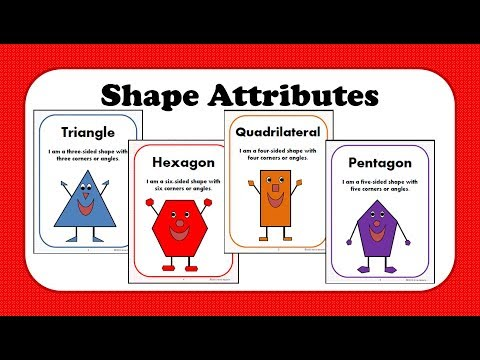 Shape Attributes