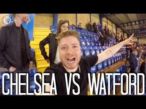 GrinGOL - Chelsea vs Watford - 15/05/2017