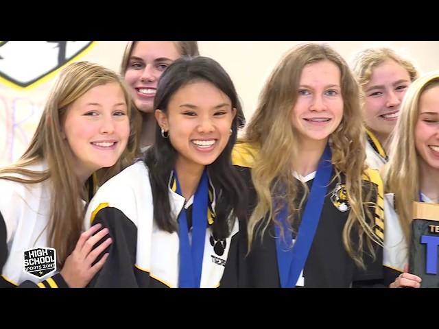 St. Agnes Girls Soccer - Team of the Week