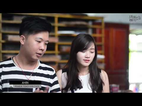 Kue Bulan Jun Choi - SINGKAWANG KULINER