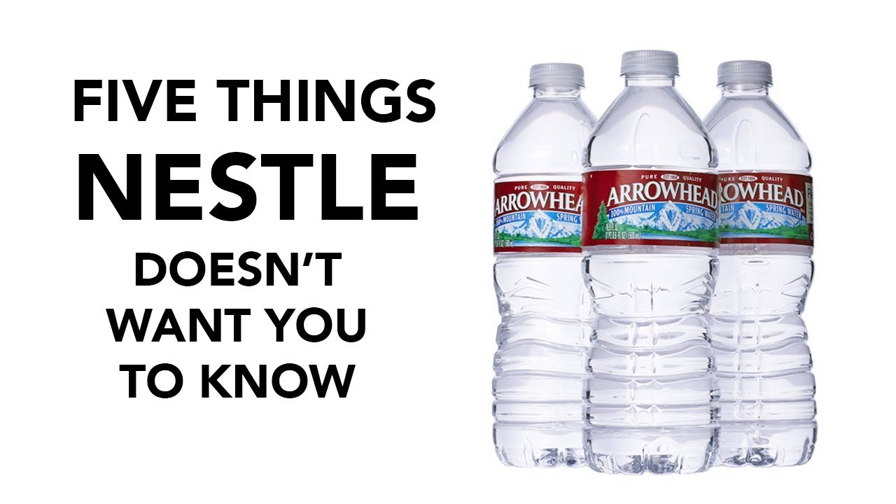 5 Things Nestlé Doesn't Want You To Know