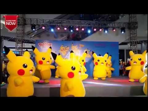 Lagu Pokemon Terbaru | DJ Pokemon Terbaru | Lagu Pikachu Remix