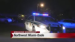 Breaking news: Shooting in NW Miami-Dade