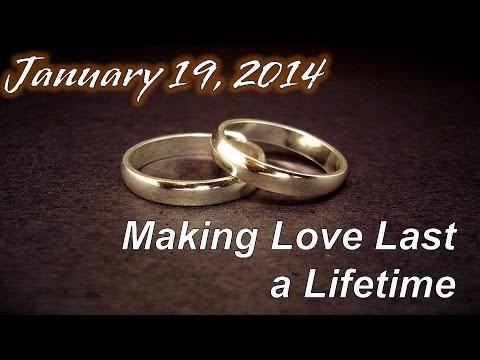 01 19 14   Marking Love Last a Lifetime